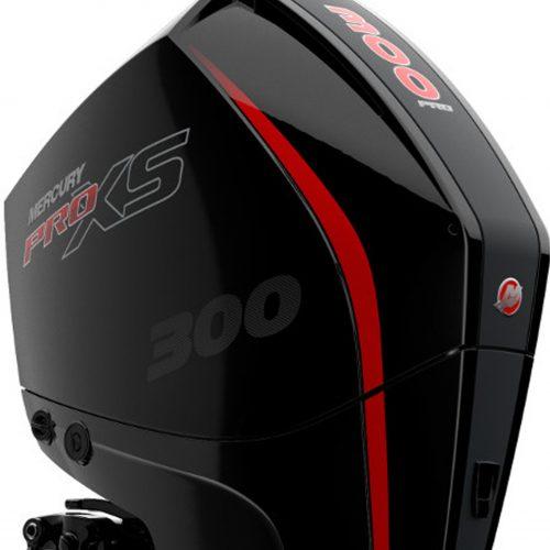 Mercury 300 HP Pro XS V8