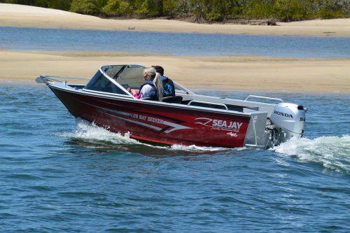Sea Jay Bay Seeker